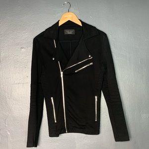 Zara men's moto style jacket